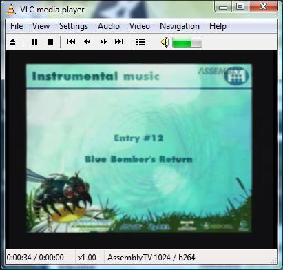 VLC Media Player asmtv