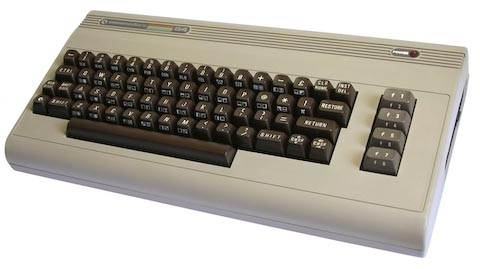 C-64 Commodore 64
