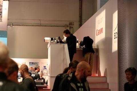 Canon kuvauskoppi