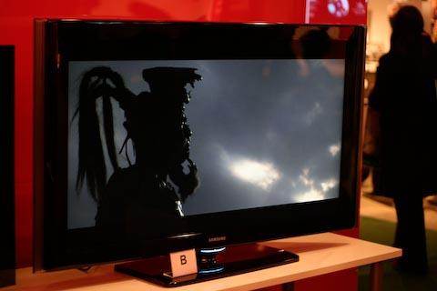 Samsung LCD mikrobitin vertailussa
