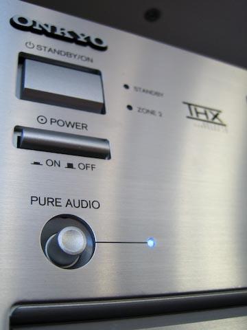 Onkyo TX-SR703E Pure Audio