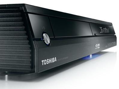 Toshiba HD-XE1 side