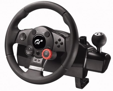 Logitech GT5 wheel 001