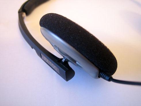 Sennheiser PX 100 kuulokkeen nivel