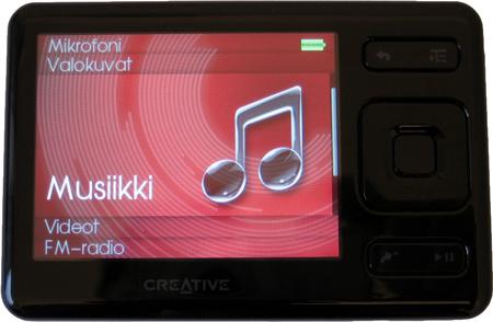 Creative ZEN 4GB