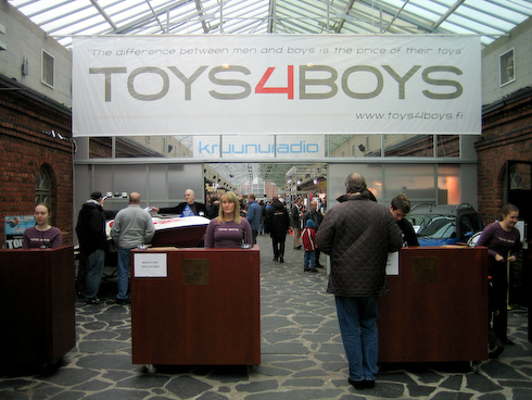 Toys4Boys messut