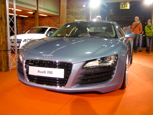 Toys4Boys Audi R8 sivusta