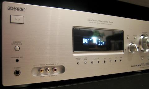 Sony AV-vahvistin
