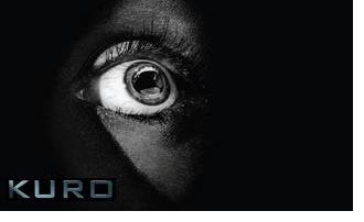 Pioneer KURO silmä