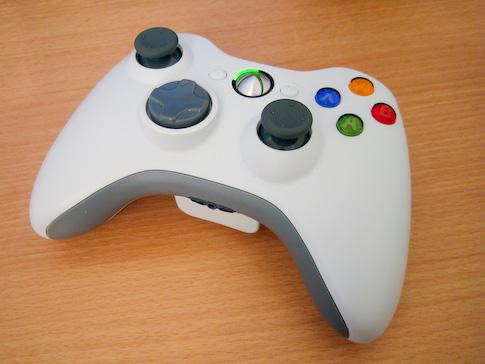 Xbox 360 langaton ohjain