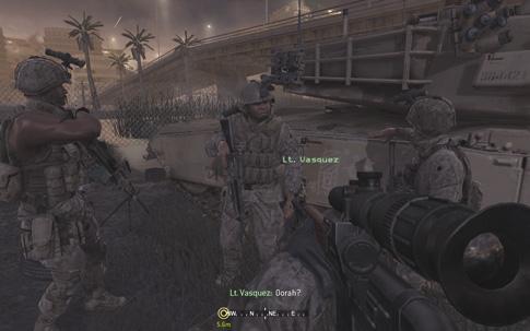 Call Of Duty 4 - pelikuva