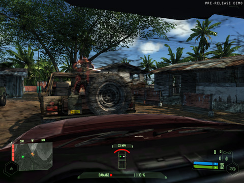 Crysis Demo pelikuva