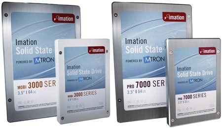 Imation SSD-levyt