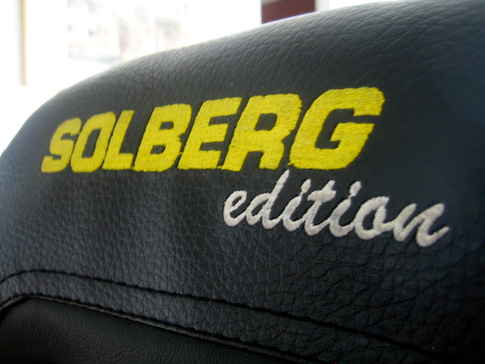 Playseat Solberg Edition