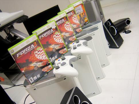Xbox 360 + Forza 2