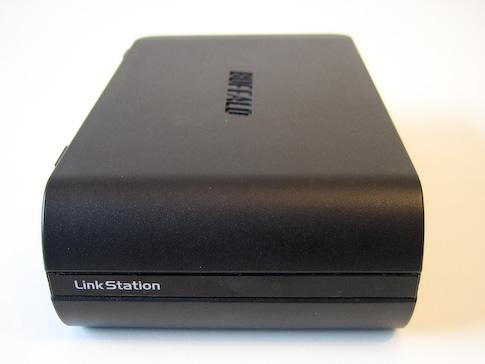 Buffalo LinkStation Mini 1TB edestä