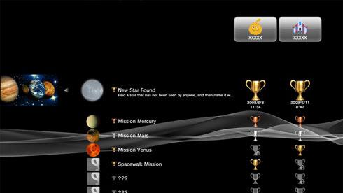 PS3 Trophy