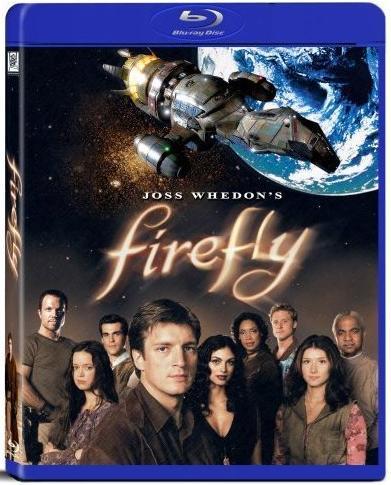 Firefly Blu-Ray