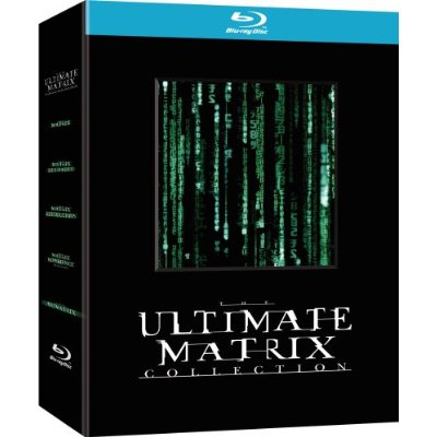 Matrix Blu-Ray-kokoelma