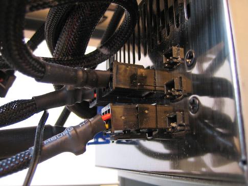 Be Quiet P6 Pro 430W modulaariset johdot
