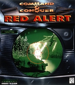Red Alert kansikuva