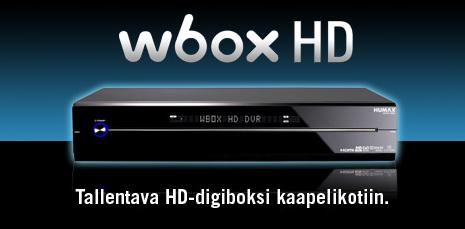 Welho wbox HD DVR