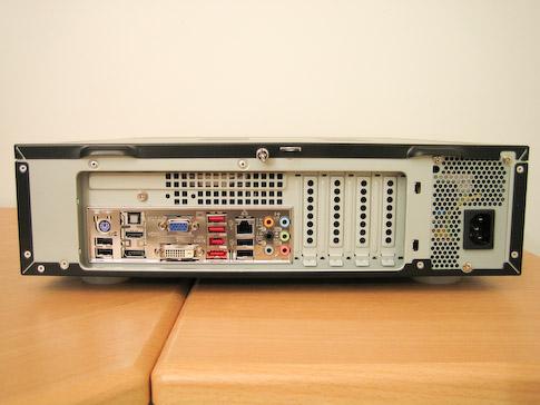 Antec MicroFusion 350 Remote HTPC