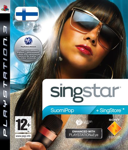 SingStart SuomiPop PS3