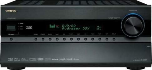 Onkyo TX-NR807 kotiteatteri AV-vahvistin