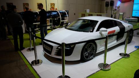Forza 3 Audi RX8